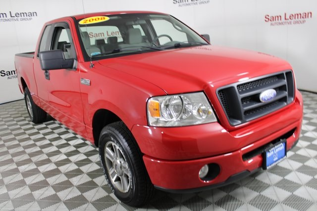Pre-Owned 2008 Ford F-150 STX