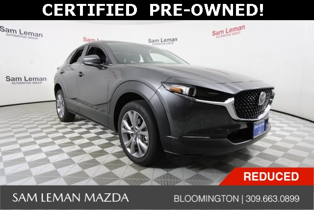 Certified Pre-Owned 2020 Mazda CX-30 Preferred Package