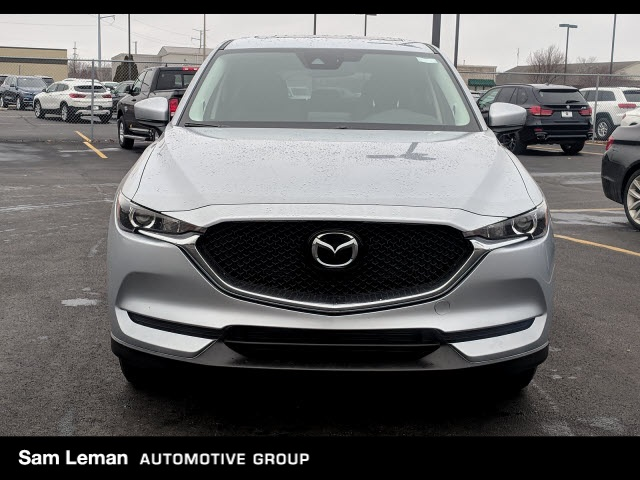 New 2019 Mazda Cx 5 Touring 4d Sport Utility In Bloomington M19021