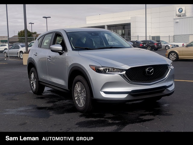 New 2018 Mazda Cx 5 Sport 4d Sport Utility In Bloomington M18151