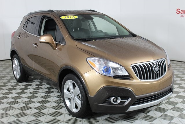 Pre Owned 2016 Buick Encore Leather 4d Sport Utility In Bloomington