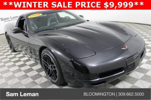 Pre-Owned 1998 Chevrolet Corvette Base