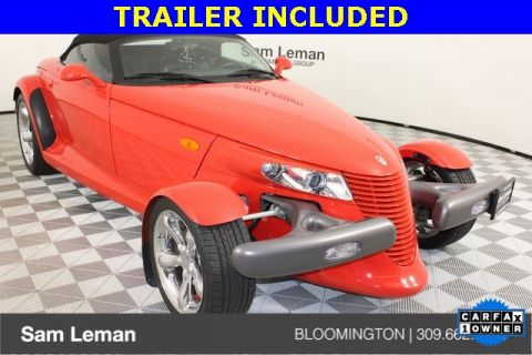 Pre-Owned 1999 Plymouth Prowler Base