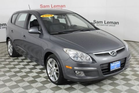 Pre-Owned 2009 Hyundai Elantra Touring Base